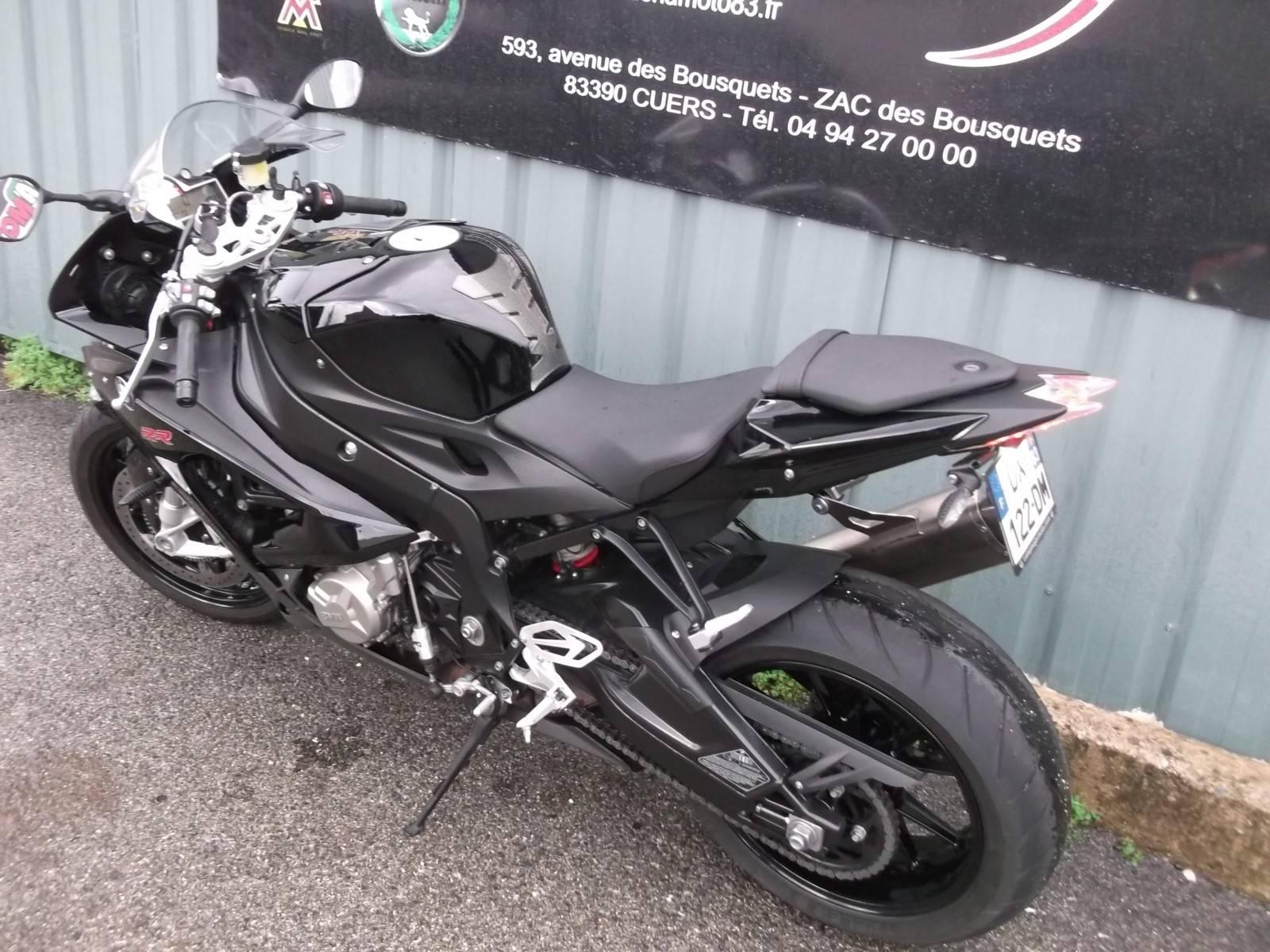 moto bmw s1000 rr occasion avec pack race toulon vente de motos neuves et occasion cuers. Black Bedroom Furniture Sets. Home Design Ideas